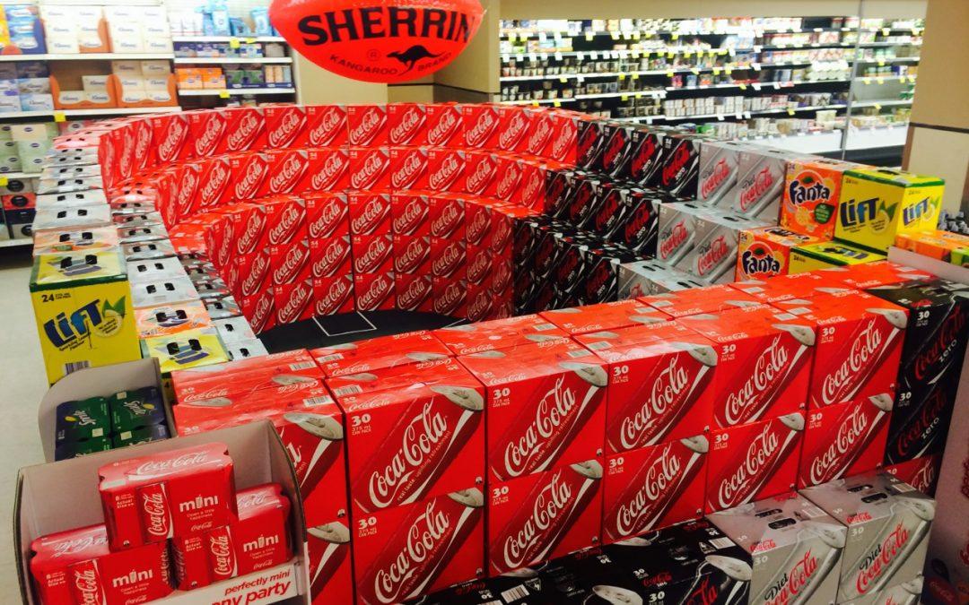 The Coke Hustle