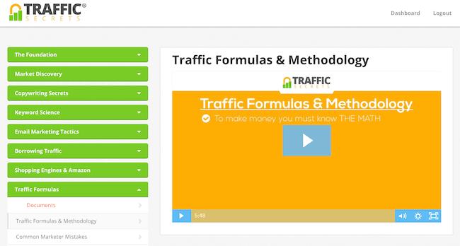 clickfunnels traffic secrets training