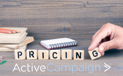 ActiveCampaign LATEST Pricing [2020] Tiers, Price Table