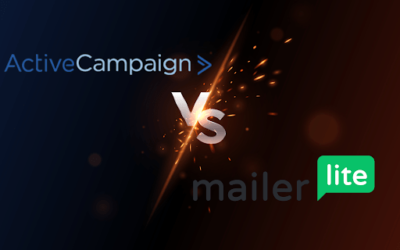 MailerLite Vs ActiveCampaign — Which is Better?