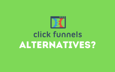 7 Best ClickFunnels Alternatives To Build Your Next Sales Funnel